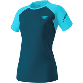 Dynafit Alpine Pro T-Shirt À Manches Courtes Femme, silvretta